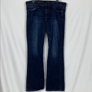 Joe's blue jeans petite bootcut size 31 waist